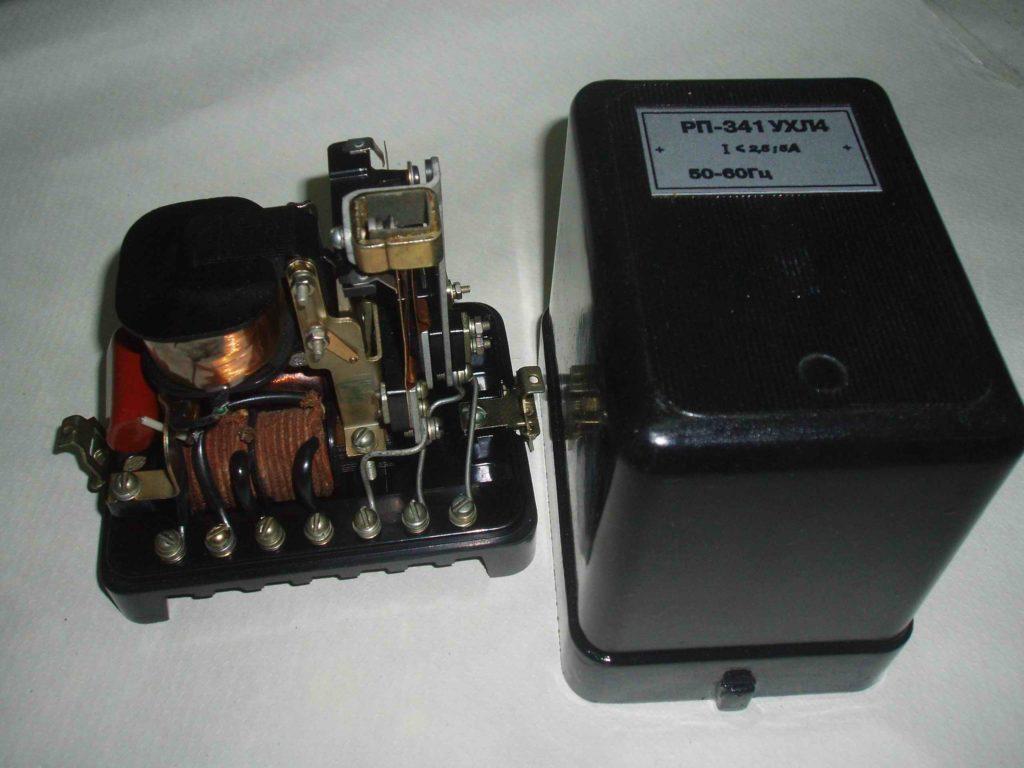 Реле РП-341
