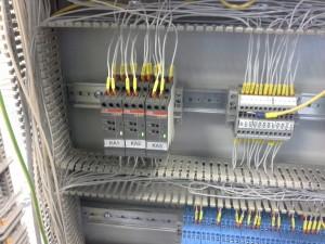 Реле контроля тока для цепей привода выключателя 110 кВ