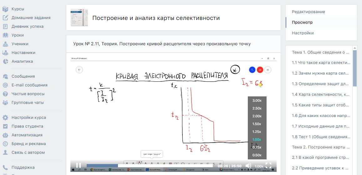 """Курс """"Построение и анализ карты селективности"""""""